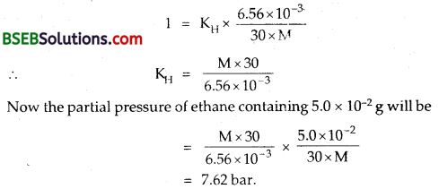 Bihar Board Class 12 Chemistry Solutions Chapter 2 Solutions 8