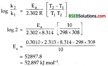 Bihar Board Class 12 Chemistry Solutions Chapter 4 Chemical Kinetics 4