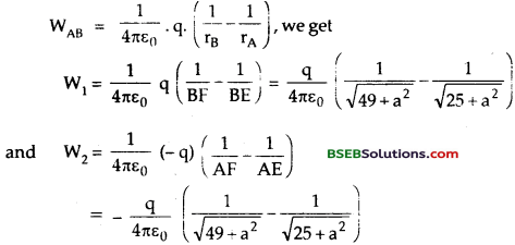 Bihar Board Class 12 Physics Solutions Chapter 2 Electrostatic Potential and Capacitance - 78