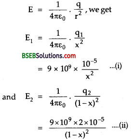 Bihar Board Class 12th Physics Solutions Chapter 1 Electric Charges and Fields -162
