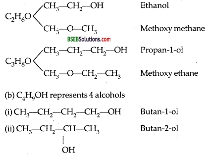 Bihar Board Class 12 Chemistry Solutions Chapter 11 Alcohols, Phenols and Ethers 127