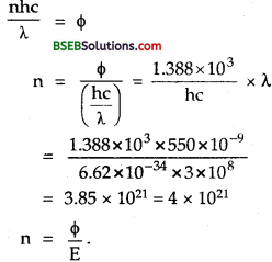 Bihar Board Class 12th Physics Solutions Chapter 11 Dual Nature of Radiation and Matter - 6