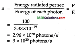 Bihar Board Class 12th Physics Solutions Chapter 11 Dual Nature of Radiation and Matter - 9