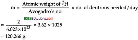 Bihar Board Class 12th Physics Solutions Chapter 13 Nuclei - 26