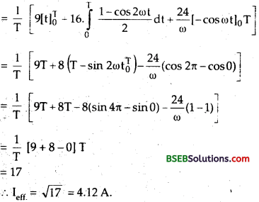 Bihar Board Class 12th Physics Solutions Chapter 7 Alternating Current 122
