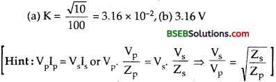 Bihar Board Class 12th Physics Solutions Chapter 7 Alternating Current 129