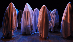 Non-Consensual Relationships with Ghosts @ Brooklyn Society for Ethical Culture