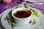 Onion Crème Brulée
