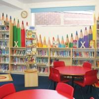 Ideias e dicas de decoração para a biblioteca escolar e infantil