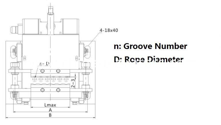 Elevator Rope Gripper Manual Reset China Manufacturer