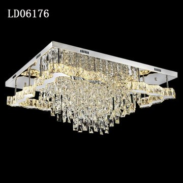 china supplier of crystal ceiling light