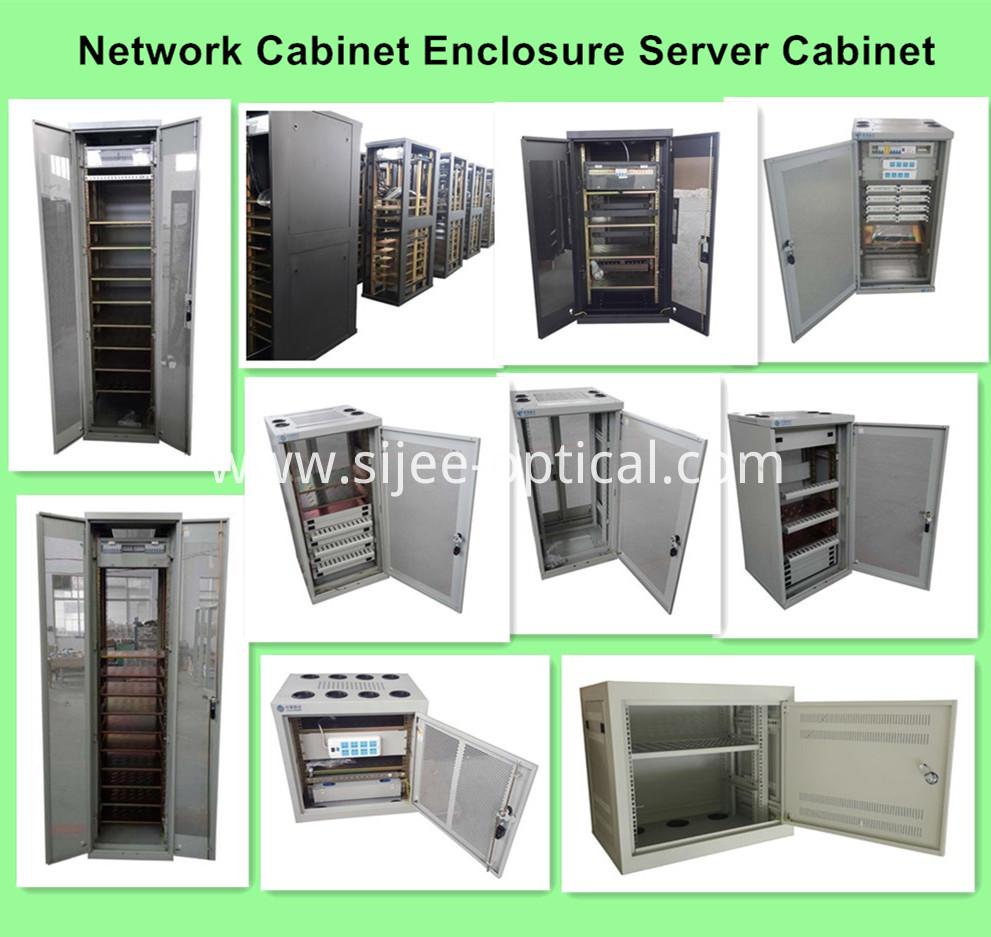 19 rack outdoor telecom cabinet base