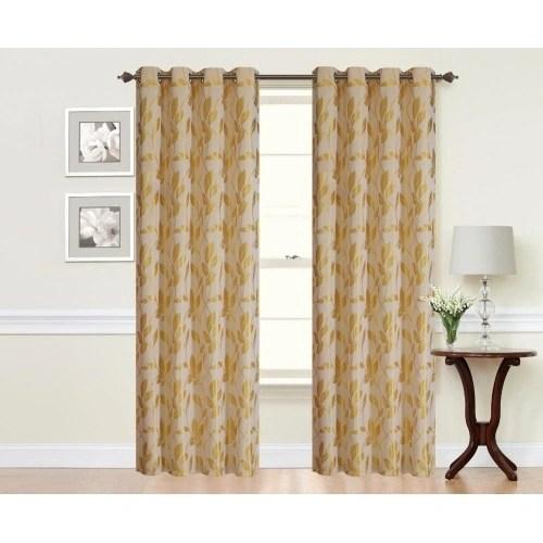 wholesaletor 100 polyesterd jacquard satin curtains panel