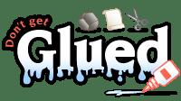 Don't get Glued logo