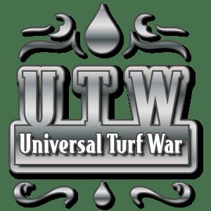 Universal Turf War logo