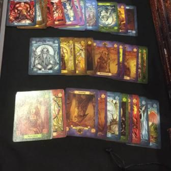 Fate of the Norns cards compressed