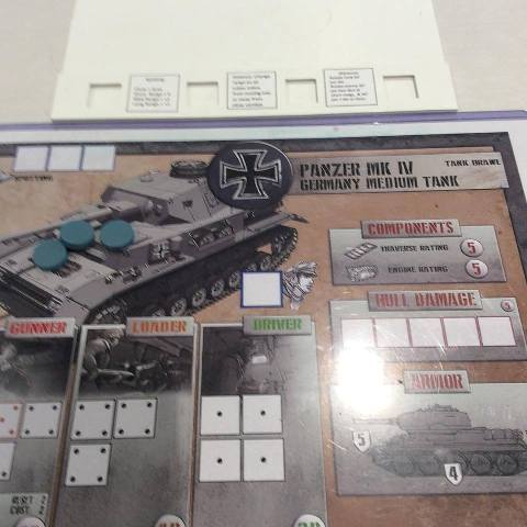 Tank Brawl Panzer - smaller