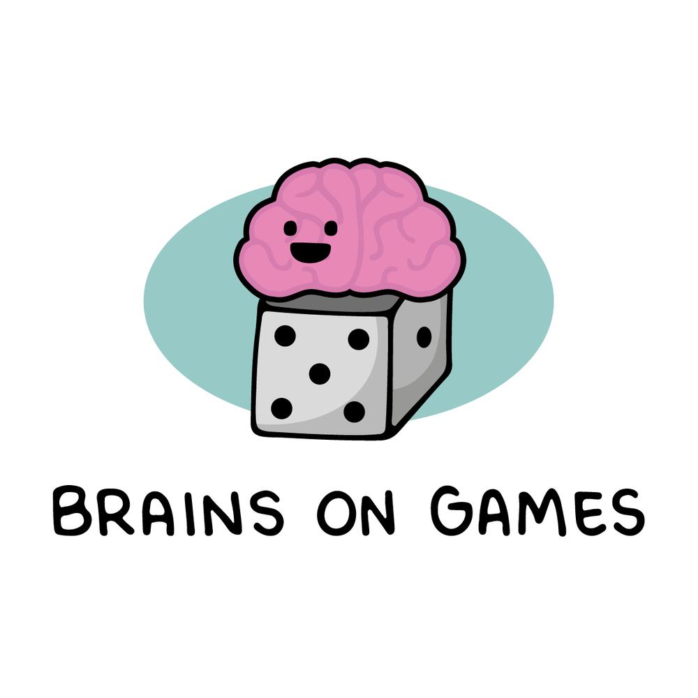 Brains on Games logo