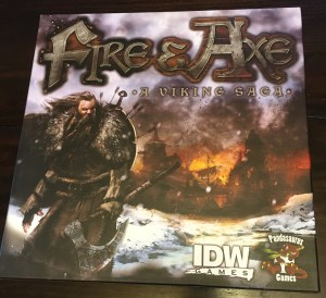 Fire and Axe box