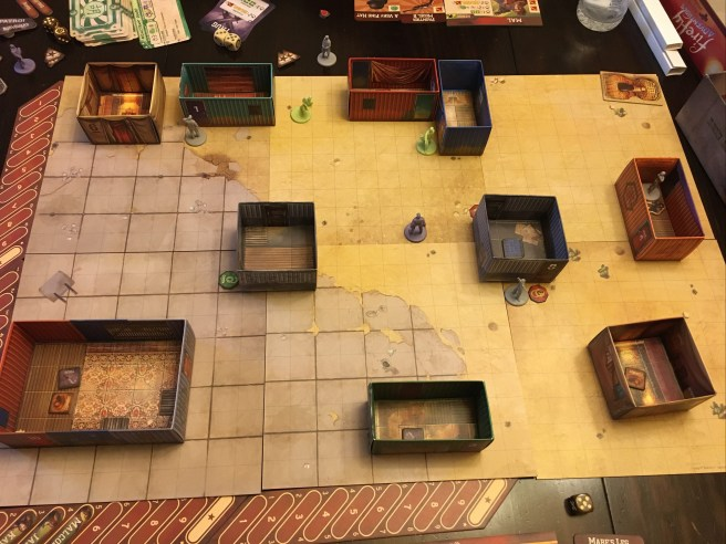 Brigands and Browncoats - Mall fights The Butcher