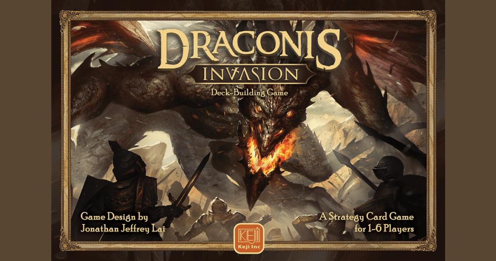 Draconis Invasion box