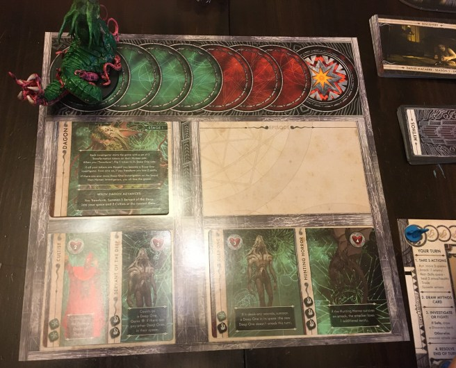 Elder God card