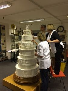 cake assembly