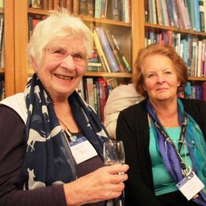 Sheila and Liz