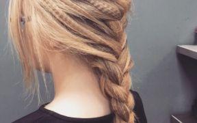 crimped hair braid 1
