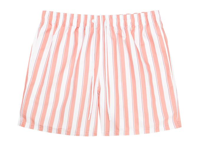 Reiss Flint Striped Swim Shorts