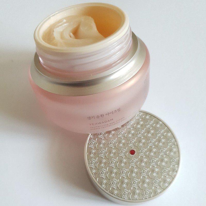 The Face Shop Yehwadam Revitalizing Eye Cream full tub