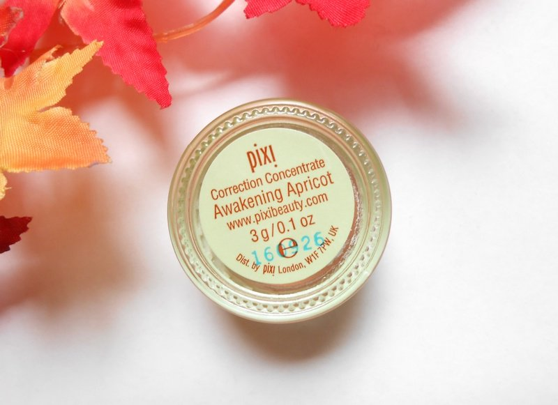 Pixi By Petra Correction Concentrate shade name