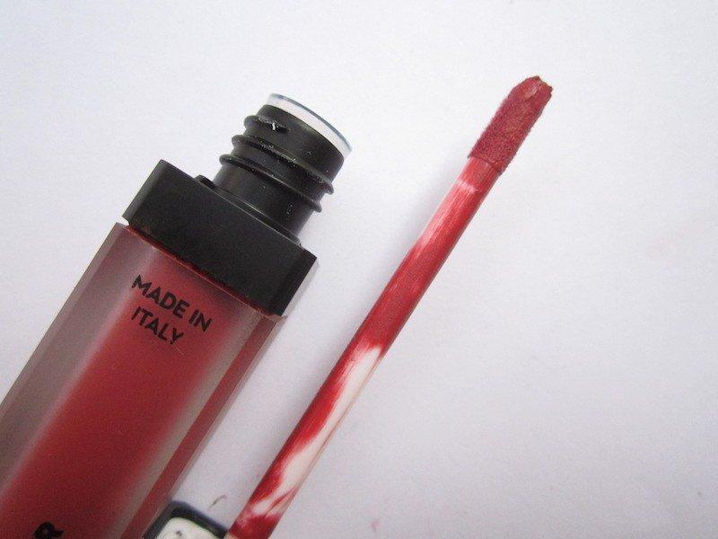 Sugar Suede Secret Matte Lip Colour Rayon Rose shade