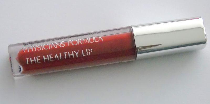 Physicians Formula The Healthy Lip Velvet Liquid Lipstick Redstorative Effects tube