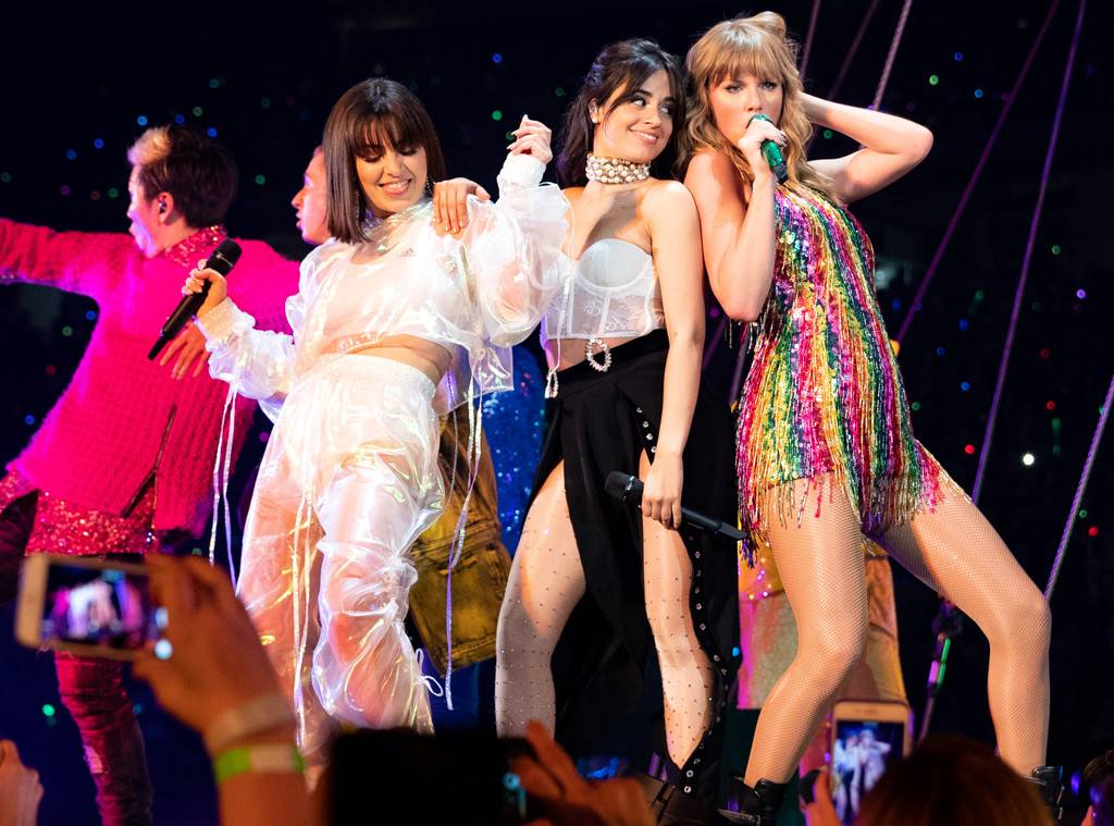 Taylor Swift, Charli XCX, Camila Cabello, Reputation Tour