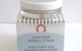 First Aid Beauty Ultra Repair Intensive Lip Balm Review