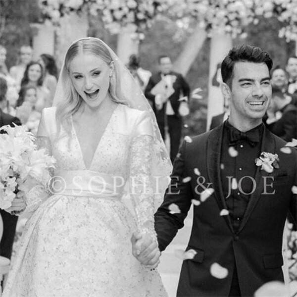 Sophie Turner's Wedding Ceremony Gown Revealed: See Her