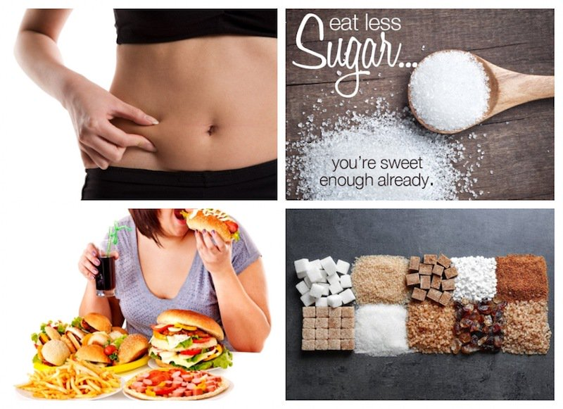 Daily Foods that contain Sugar