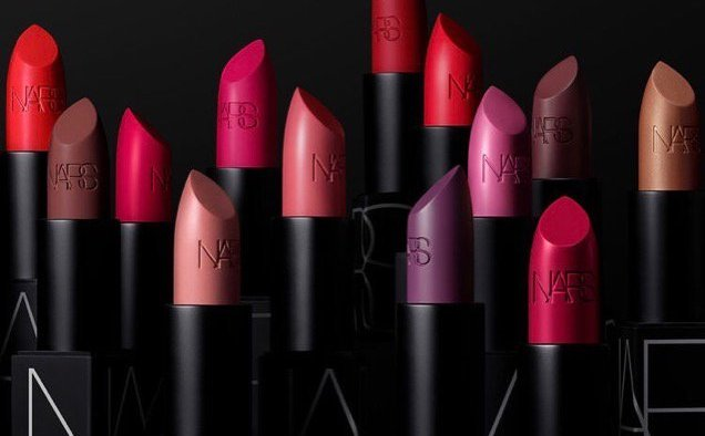 NARS Lipsticks landscape cropped