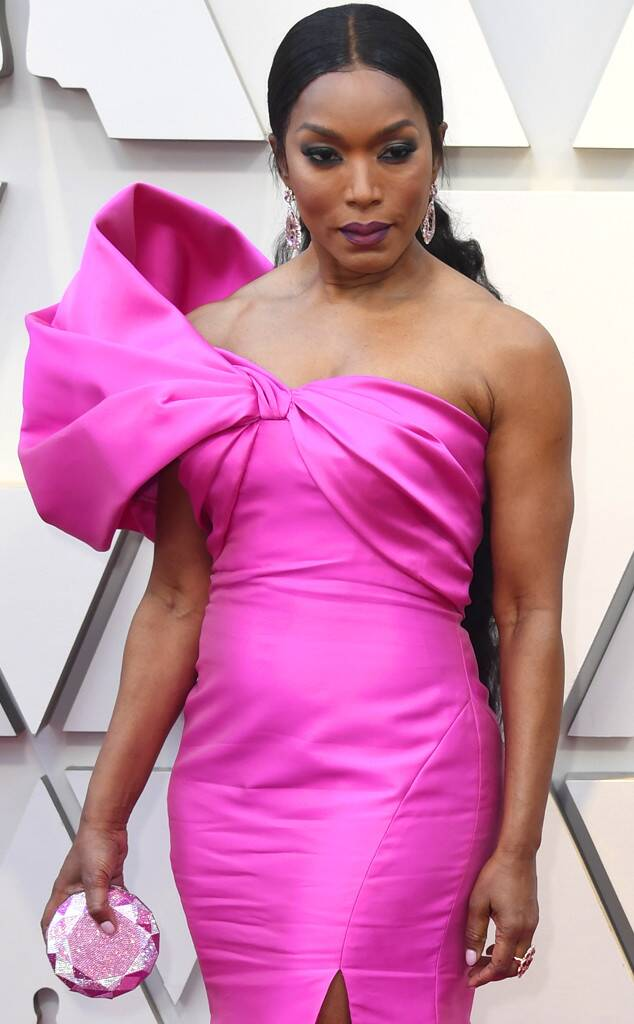 Angela Bassett, 2019 Oscars, 2019 Academy Awards, Best Accessories
