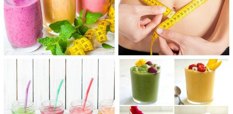Bedtime Smoothies for Weight Loss