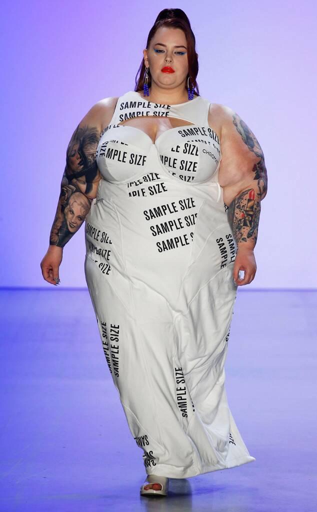 Tess Holliday, Fashion Week