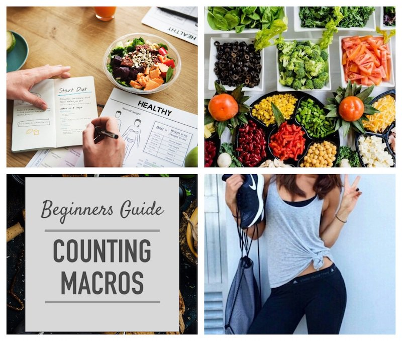 How to Count Macros on a Weight Loss Diet
