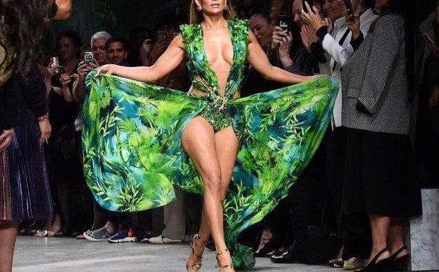 Jennifer Lopez Versace Spring landscape cropped