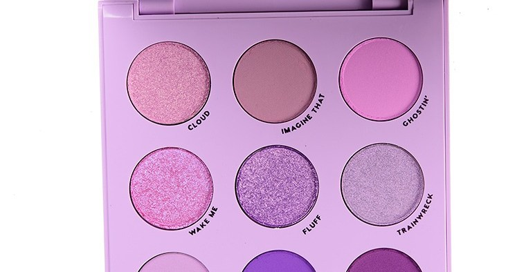 colour pop lilac you a lot palette