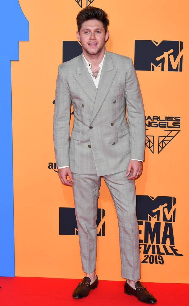 Niall Horan, MTV EMA