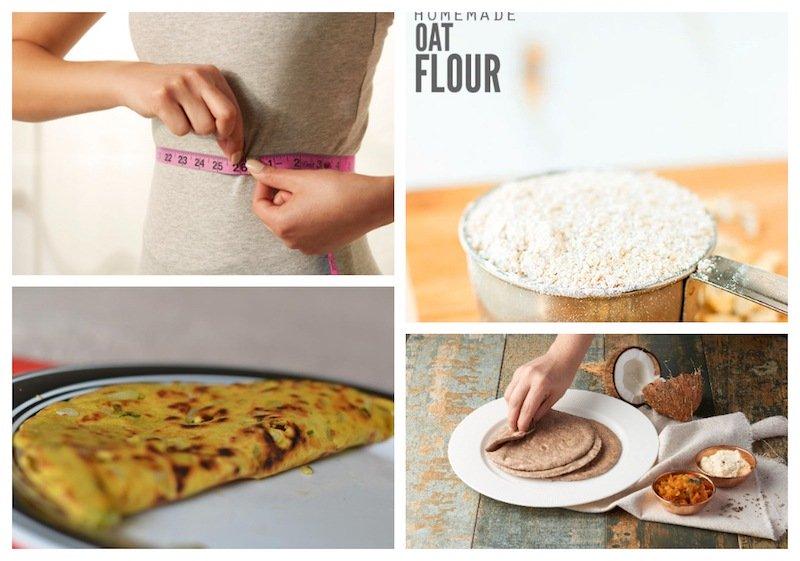 Healthiest Flour options to Make Roti