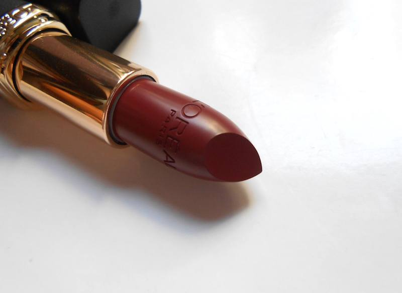 Loreal Color Riche Matte Lipstick Rosewood Forest