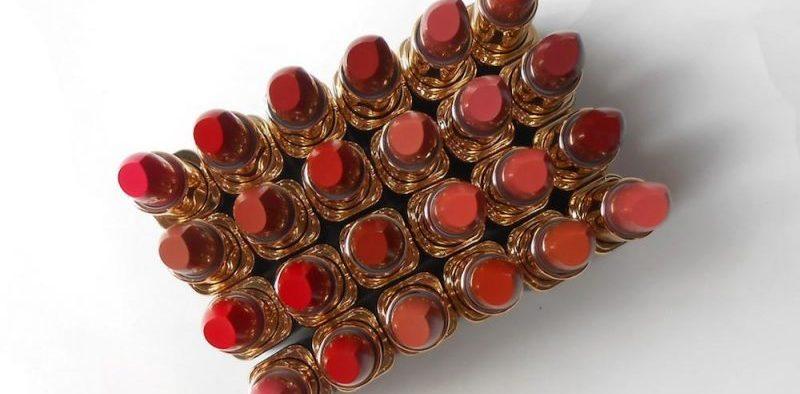 Loreal Color Riche Matte Lipstick Terracotta Review