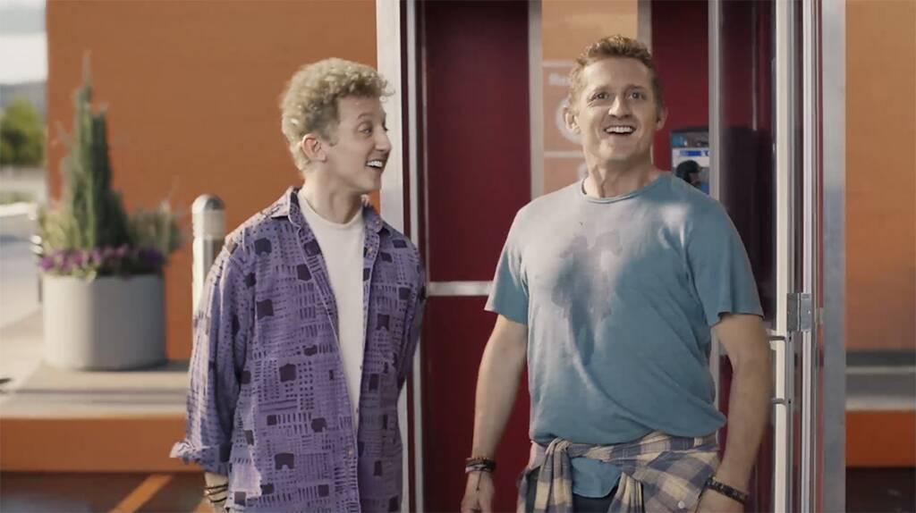 Alex Winter, Walmart, Super Bowl 2020, Ad